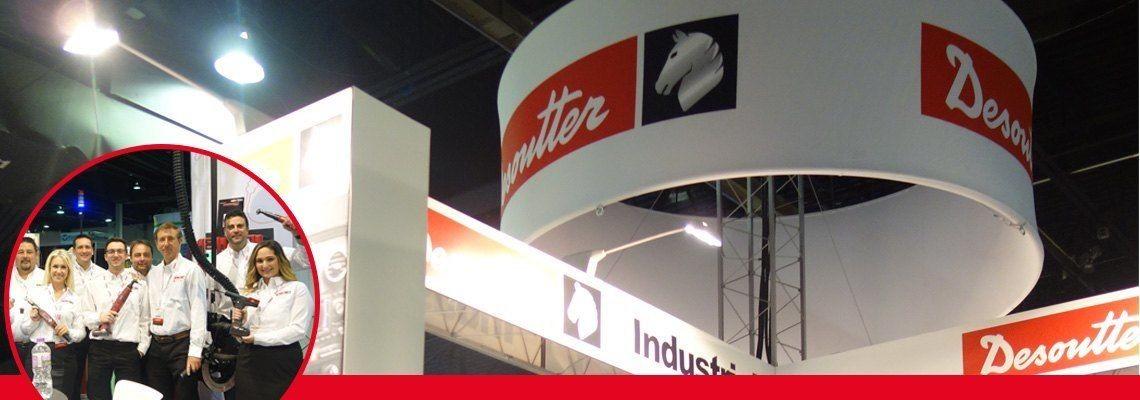 데소터 산업용 공구 뉴스 및 이벤트