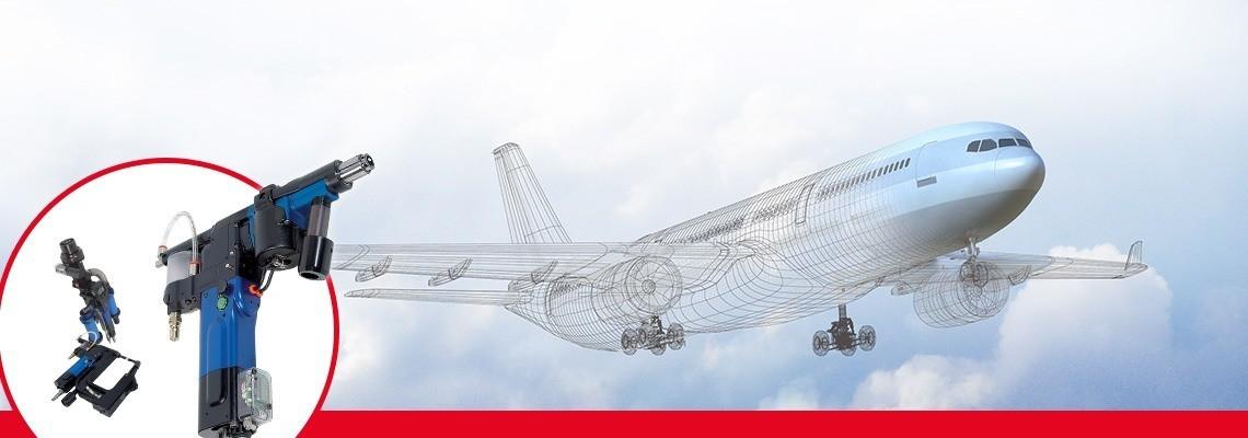 Seti-Tec Line은 드릴링, 리밍, 카운터 스트라이킹을 위해 설계된 전세계의 주요 항공기 제조업체가 이미 채택한 고급 드릴링 장치를 제공합니다.