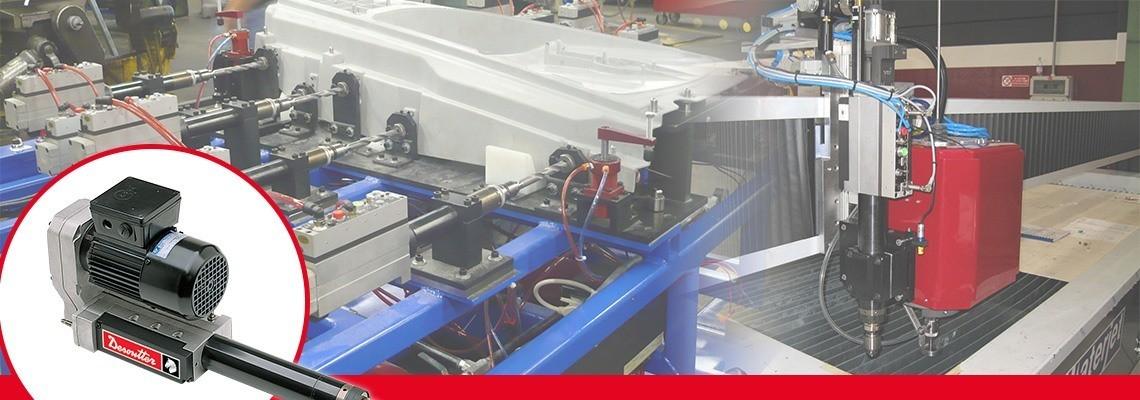 데소터 공구는 기계 또는 프로세스에 쉽게 적용할 수 있는 자동 피드 드릴 (AFD) 및 태퍼를 만듭니다.