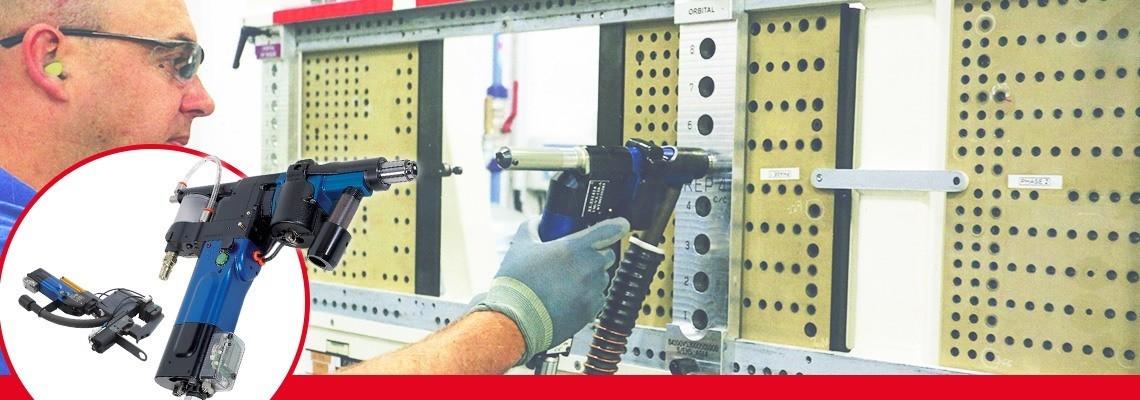 Seti-Tec Line의 공압 고급 드릴링 장치는 항공기 조립 장비의 반자동 드릴링 전용입니다.