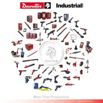데소터 산업용 공구 포스터